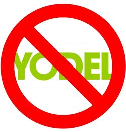 no more Yodel